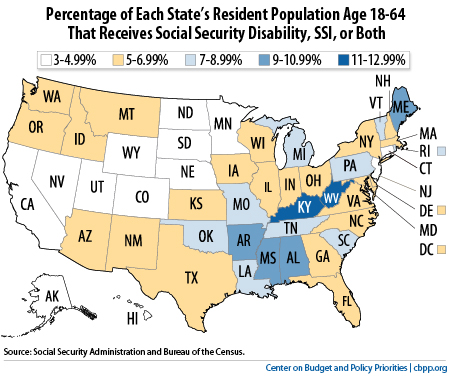 geography of disability